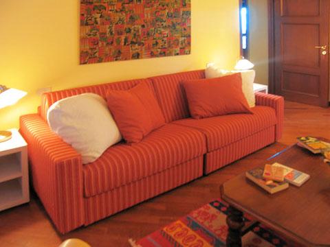 Bild von Ferienhaus in Italien Lac Majeur Appartement in Lesa Piemont