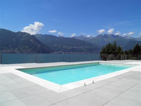 Bild von Ferienhaus in Italien Lake Como Apartment in Dorio Lombardy
