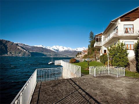 Bild von Ferienhaus in Italien Lake Como Apartment in Dervio Lombardy