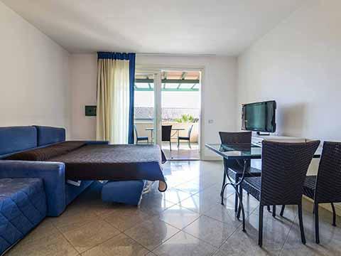 Bild von Ferienhaus in Italien Versilia Ferienwohnung in Forte dei Marmi Toskana