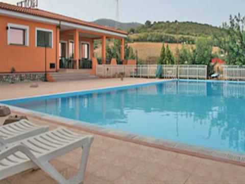 Bild von Ferienhaus in Italien Sardinien Nordküste Ferienresidenz in Santa Maria Coghinas Sardinien