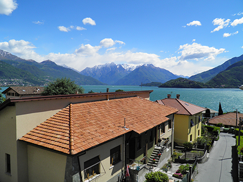 Bild von Ferienhaus in Italien Lac de Côme Appartement in Musso Lombardie
