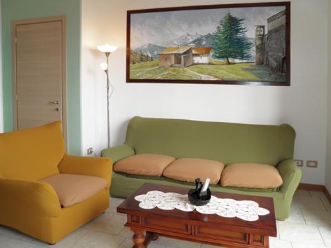 Bild von Ferienhaus in Italien Lago di Como Appartamento in Musso Lombardia