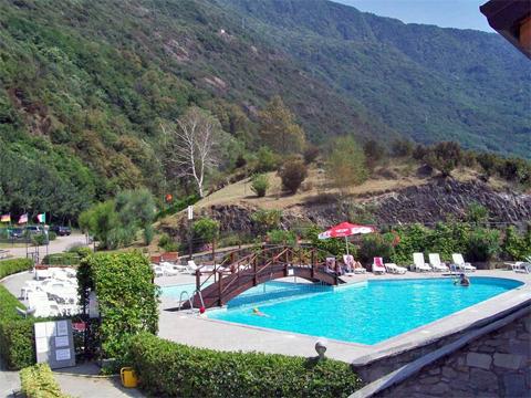 Bild von Ferienhaus in Italien Lake Como Residence in Dervio Lombardy