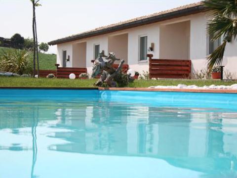 Ferienwohnung Casa Oca Blu