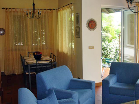 Bild von Ferienhaus in Italien Comomeer Villa in Domaso Lombardy