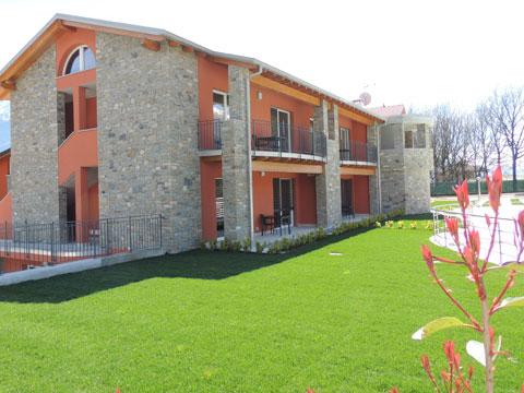 Bild von Ferienhaus in Italien Lac de Côme Résidence in Gravedona Lombardie