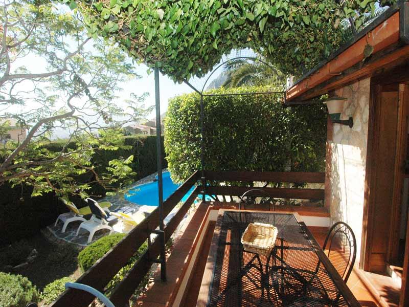 Bild von Ferienhaus in Italien Sizilien Nordküste  in Castellammare del Golfo Sizilien
