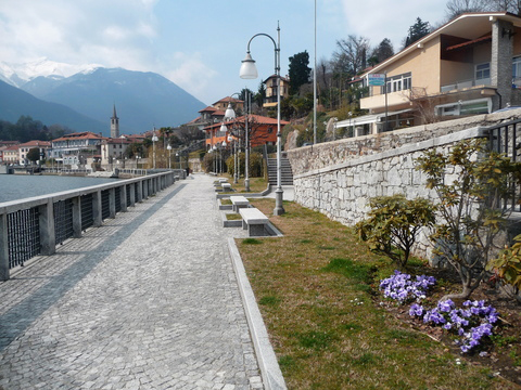 Bild von Ferienhaus in Italien Lac Majeur Maison de vacances in Mergozzo Piemont