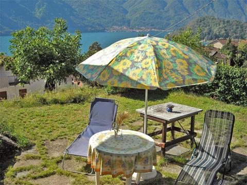 Bild von Ferienhaus in Italien Lago di Como Rustico in Mezzegra Lombardia