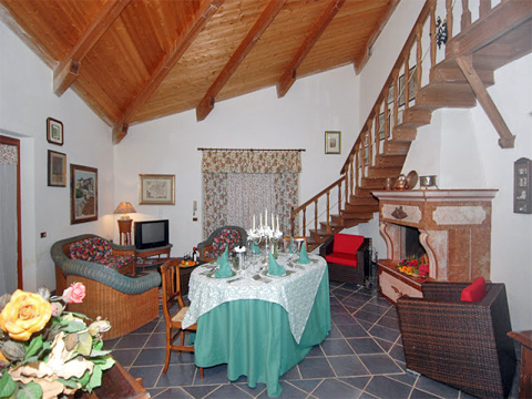 Bild von Ferienhaus in Italien Sizilien Nordküste Villa in Valderice Sizilien