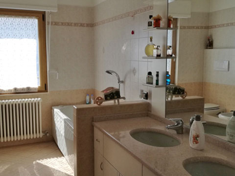 Bild von Ferienhaus in Italien Comer See Ferienwohnung in Mello Lombardei