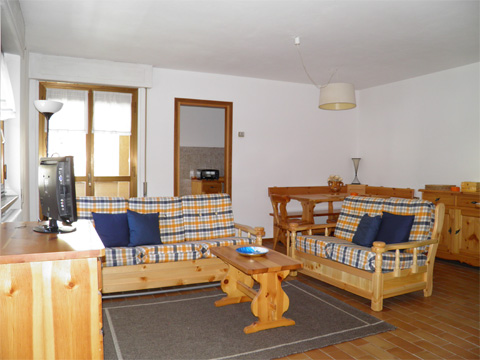 Bild von Ferienhaus in Italien Comer See Ferienwohnung in Madesimo Lombardei