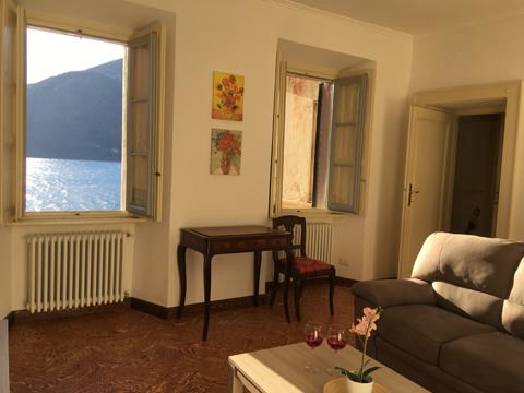 Bild von Ferienhaus in Italien Comer See Ferienwohnung in Tremezzo Lombardei