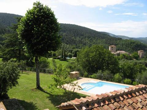 Bild von Ferienhaus in Italien Florenz Villa in Sovicille Toskana