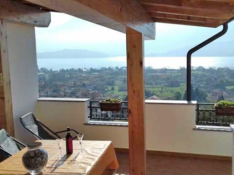 Bild von Ferienhaus in Italien Comer See Ferienwohnung in Gravedona ed Uniti Lombardei
