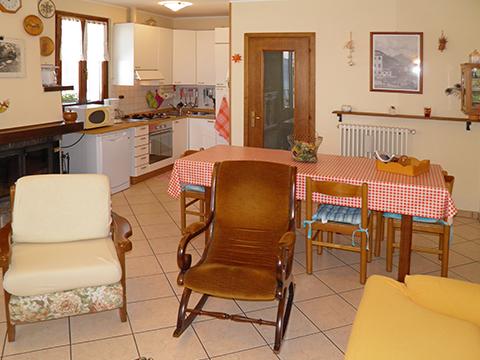 Bild von Ferienhaus in Italien Lago di Como Appartamento in Stazzona Lombardia