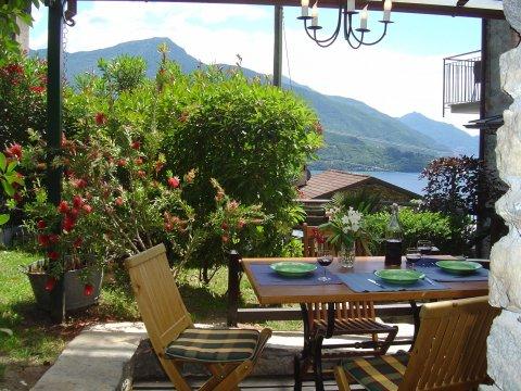 Bild von Italien Ferienwohnung in Comer See Lombardei