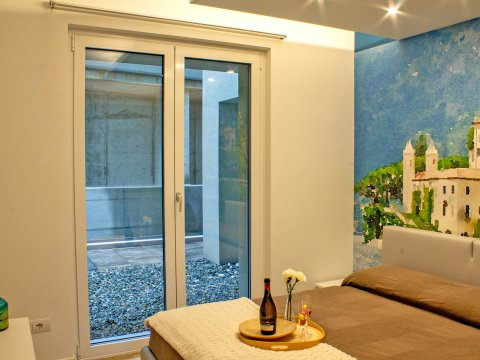 Bild von Ferienhaus in Italien Lake Como Wellness house in Vercana Lombardy