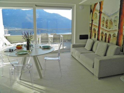 Bild von Ferienhaus in Italien Lake Como Resort in Vercana Lombardy