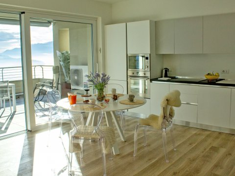 Bild von Ferienhaus in Italien Comer See  in Vercana Lombardei