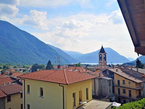 Bild von Ferienhaus in Italien Comer See Ferienwohnung in Carlazzo Lombardei