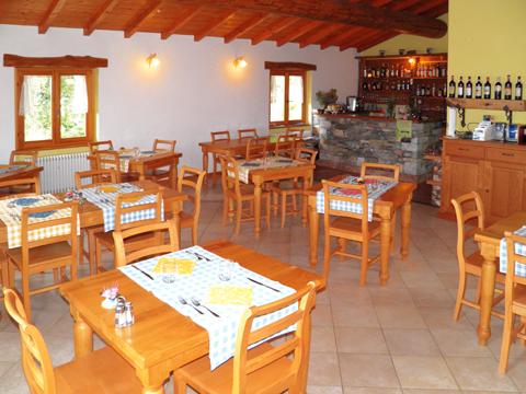 Bild von Ferienhaus in Italien Comer See Hotel Agriturismo B&B in Peglio Lombardei