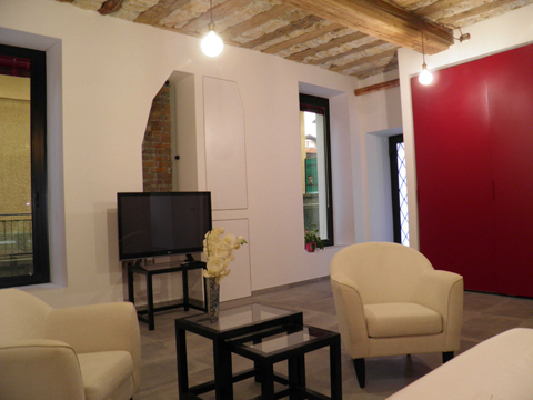 Bild von Ferienhaus in Italien Lake Como Apartment in Porlezza Lombardy
