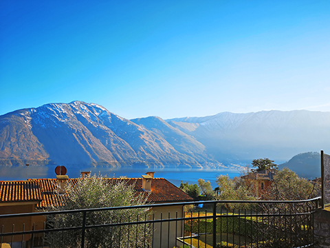Bild von Ferienhaus in Italien Lac de Côme Appartement in Mezzegra Lombardie