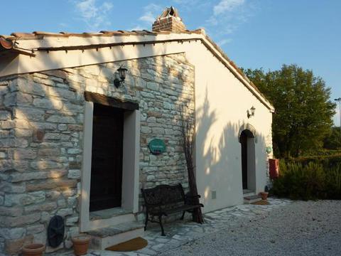 Bild von Ferienhaus in Italien Adria Ferienhaus in Arcevia Marken
