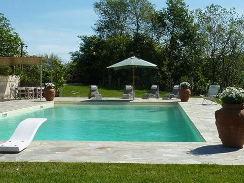 Bild von Ferienhaus in Italien Adria Ferienhaus in Santa Vittoria in Matenano Marken