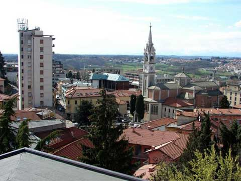 Bild von Cantu in Italien