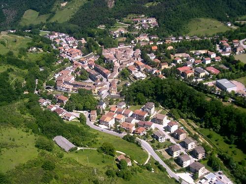 Bild von Apecchio in Italien