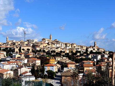Bild von Corridonia in Italien