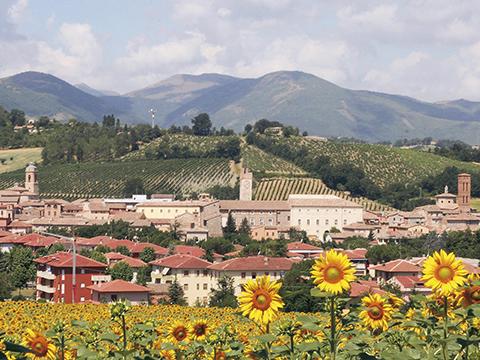 Bild von Matelica in Italien