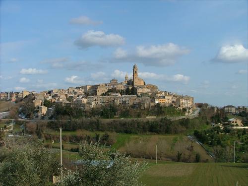 Bild von Morrovalle in Italien