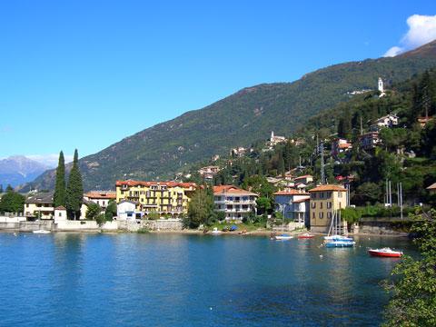 Bild von Bellano in Italien