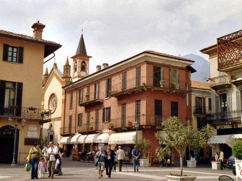 Bild von Menaggio in Italien
