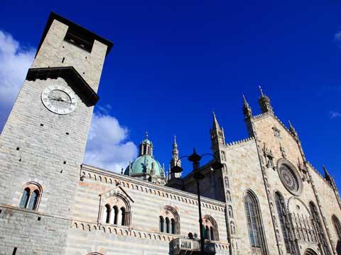 Orte und Kirchen