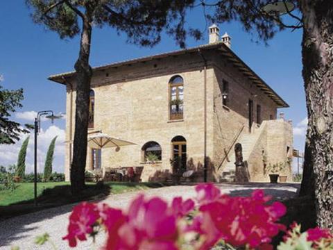 Bilder von Florenz Ferienwohnung Abbadia_Montepulciano_20_Garten