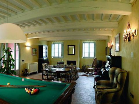 Bilder von Florenz Ferienwohnung Abbadia_Montepulciano_30_Wohnraum