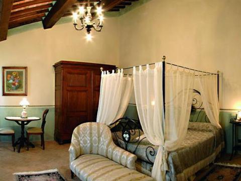 Bilder von Florence Appartement Abbadia_Montepulciano_45_Schlafraum