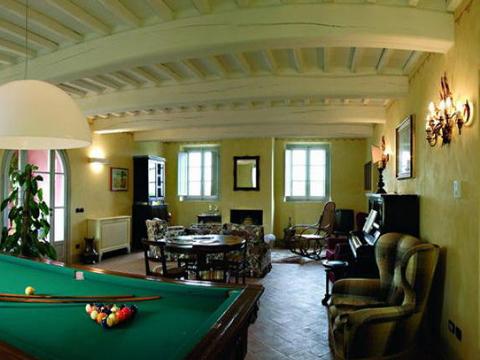Bilder von Florenz Ferienhaus Adriano_Montepulciano_30_Wohnraum