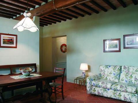 Bilder von Florenz Ferienhaus Adriano_Montepulciano_36_Kueche