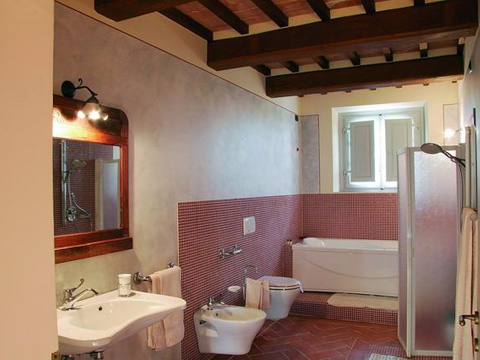 Bilder von Florence Holiday home Adriano_Montepulciano_50_Bad
