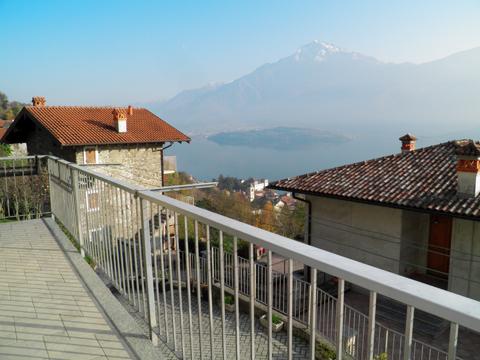 Bilder von Lac de Côme Maison de vacances Ai_Ronchi_Gravedona_10_Balkon