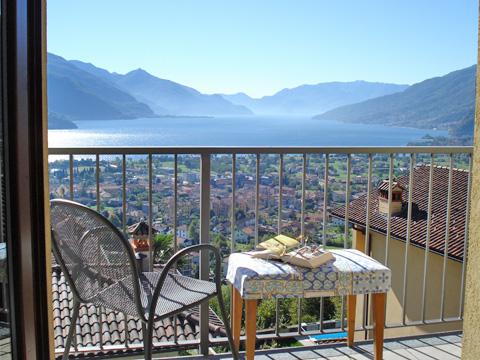 Bilder von Lac de Côme Maison de vacances Ai_Ronchi_Gravedona_26_Panorama