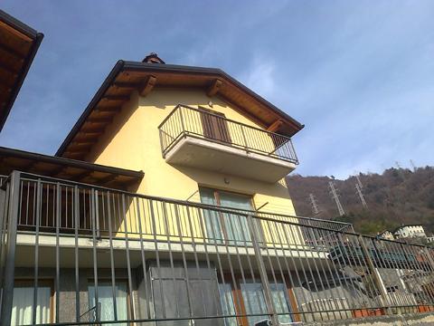 Bilder von Comer See Ferienhaus Ai_Ronchi_Gravedona_56_Haus