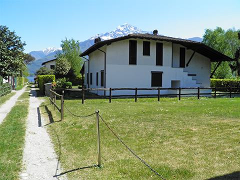 Bilder von Comer See Ferienwohnung Al_Lago_Domaso_55_Haus