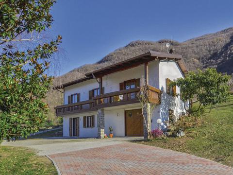 Bilder von Comer See Ferienwohnung Al_Verde_Colico_55_Haus